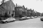 Apartment houses on Deering Street (42, 44-46, 48-50, 52), 1983