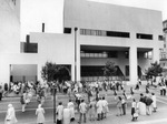 Portland Public Library : Opening Day at 5 Monument Square, 1979