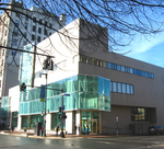 Portland Public Library, February 2012