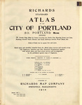 Richard Atlas title page