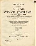 Richard Atlas title page
