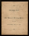 Yearbook by Woman's Literary Union